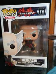 Funko Pop Tekken Heihachi