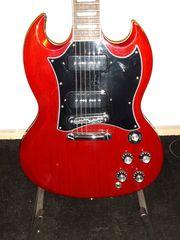 Gibson SG Standard P90