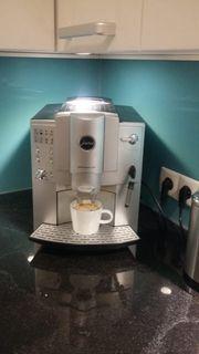 Jura Kaffeevollaurtomat Impressa E55