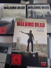 The Walking dead DVD