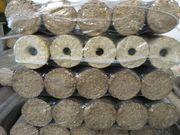 Holzbrikett im 10kg Pack auf