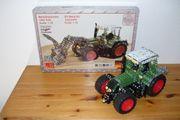 Metallbaukasten Traktor Tronico Profi 1