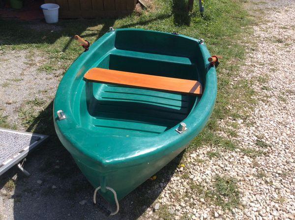 Ruderboot für 2 Personen