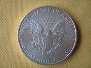 USA 1 Dollar Silber Eagel