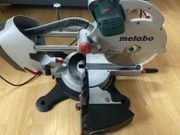 metabo kgs 315 plus Kappsäge