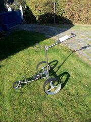 Golftrolley mit FB und optional