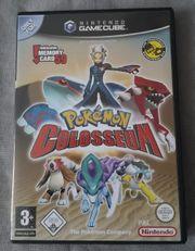 Pokemon Colosseum Nintendo GameCube 2004