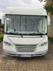 Wohnmobil Frankia I640 BD Comfort