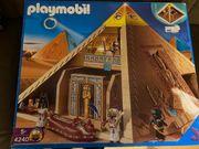 Playmobil 4240 Pyramide Ägypten Originalverpackung