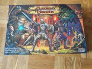 Brettspiel Dungeons Dragons