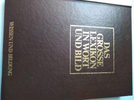 Komplette Sammlungen, Literatur - 12 Bände Lexikon in Wort