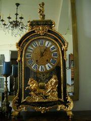 Pendule Louis XIV Cartel Boulle