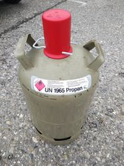 Gasflasche 11 kg Grill Camping