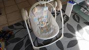 Elektrische Babywippe mit Musik