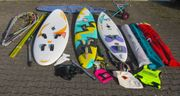Großes surfset 3 Boards 3