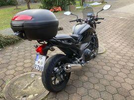 Motorrad-, Roller-Teile - Motorrad Honda NC 750 SD