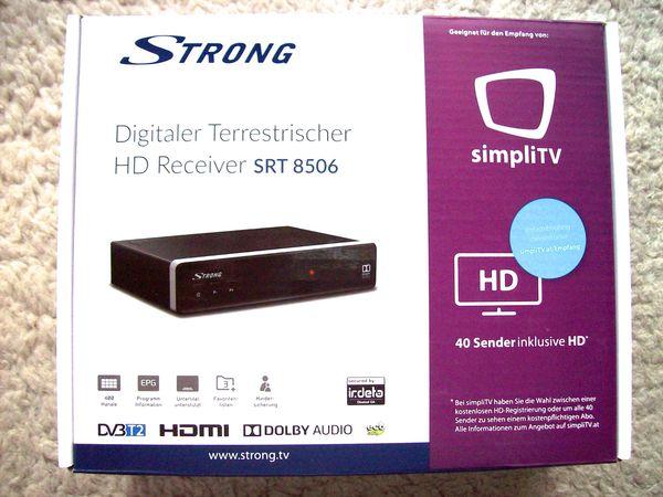 freigeschaltete orf karte kaufen ORF HD SimpliTV Receiver   freigeschaltet   ORF HD kostenlos mit