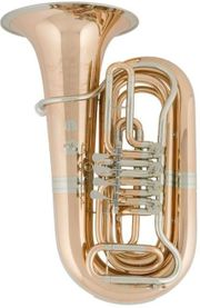 Cerveny Arion Goldmessing - Tuba CBB