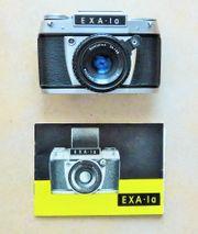 Foto-Ausrüstung - 7 Kameras 2 Zusatz-Objektive