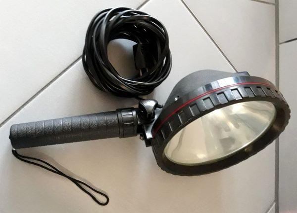 12 V Halogensuchscheinwerfer SC784-8 Lampe