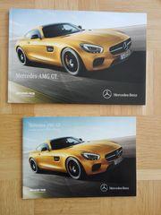 Über 60 Prospekte Mercedes Benz-