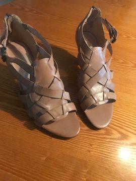 Schuhe, Stiefel - Damen Sandalen 5th Avenue