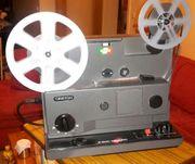 Super 8 Tonfilmprojektor