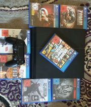 Playstation 4 Modell CUH-1216B Ultimate