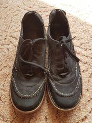 Herren Wildleder Schuhe top Zustand
