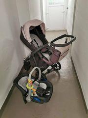 Kinderwagen Riko Marla 3IN1 Dirty