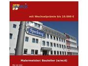 Malermeister Bauleiter m w d