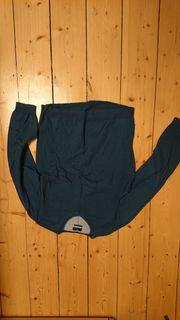 Verkaufe petrolfarbenen Baumwoll Kashmir Pullover