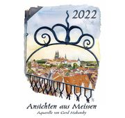 Kunst Kalender Meissen 2022 Aquarelle