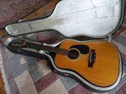 Gitarre 12-saitig Suzuki