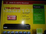 Telestar DVB-T2 HDTV Receiver