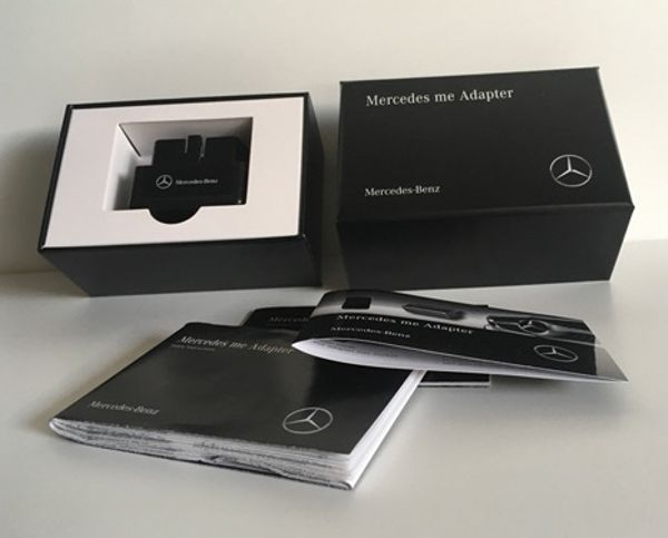 Mercedes Me-Adapter für iPhone