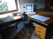 Schreibtisch 4 Teile