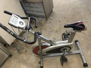 Spinning Bike Fitnessrad Spin Racer