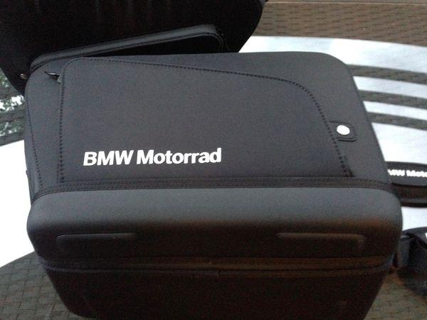 Innentaschen-Paar für BMW Tourenkoffer K1600