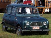 Frontscheibe - Windschutzscheibe - RENAULT R4 1961-1980
