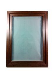 Kunststofffenster 90x120 cm b x