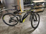 haibike e-bike fully