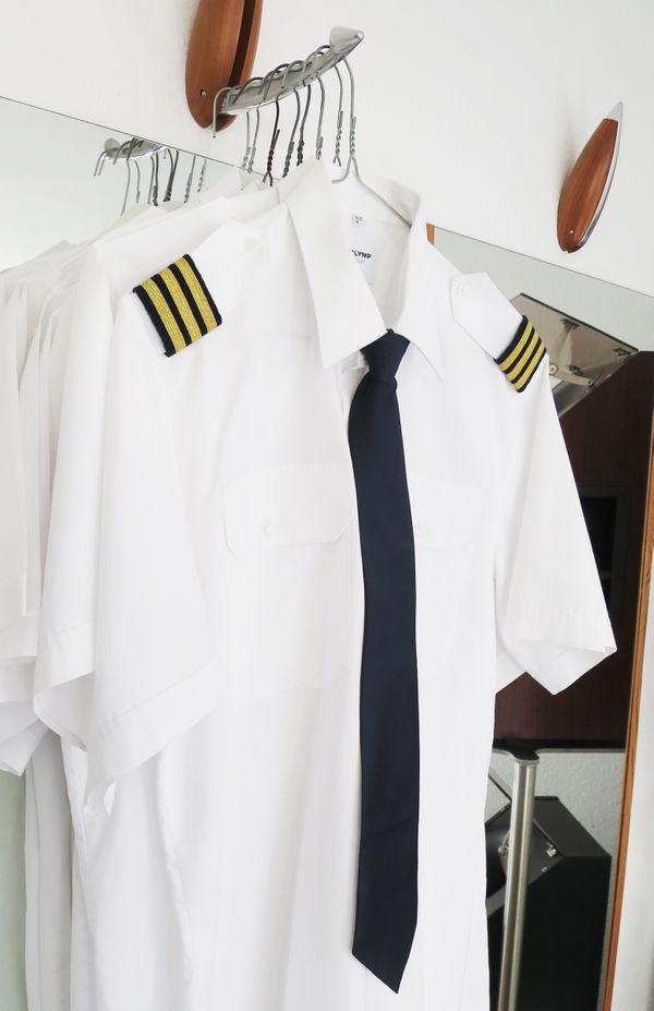 Epauletten für Piloten First Officer