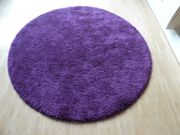 Ikea Teppich Langflor Adum lila