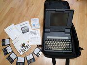 Laptop Notebook antiquiert T3100e Toshiba