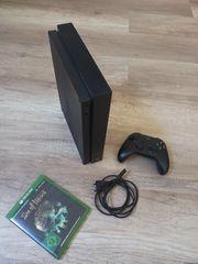 Xbox One X Spiel