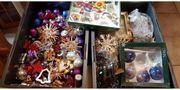 Flohmarkt Sachen Weihnachtsdeko CDs