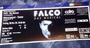Tickets für Falco das Musical