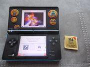 Nintendo DSi mit Adapterkarte R4