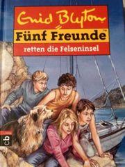 Buch Fünf Freunde retten die